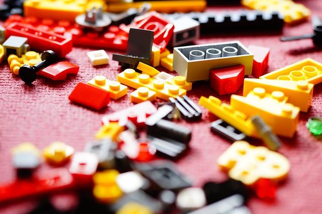 Clutter like legos can be dangerous