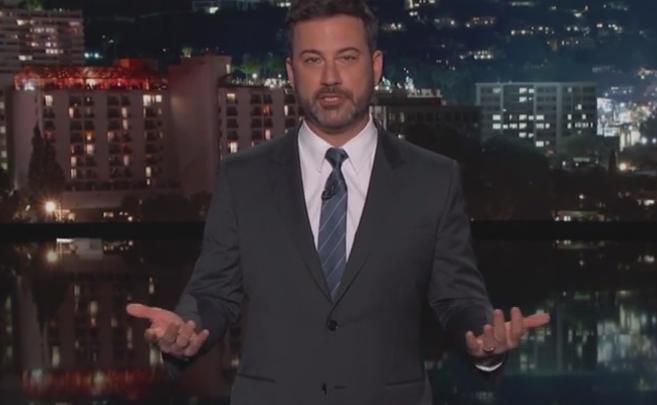 Jimmy Kimmel Talks Healthcare With Kids