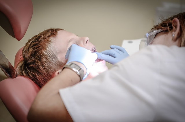 4 Common Pediatric Dental Emergencies