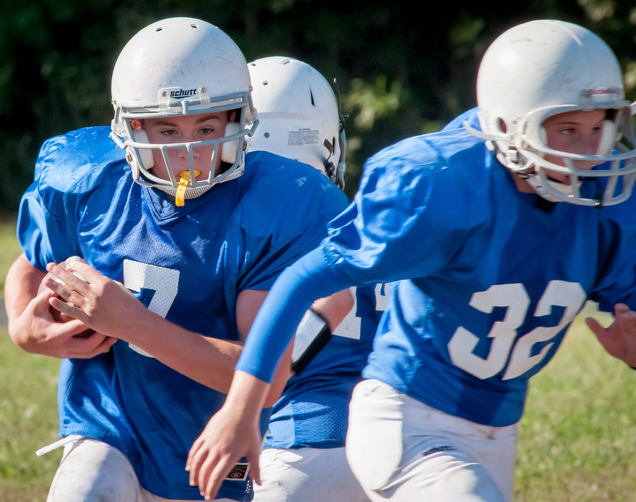 Protection from Sports Related Dental Injuries
