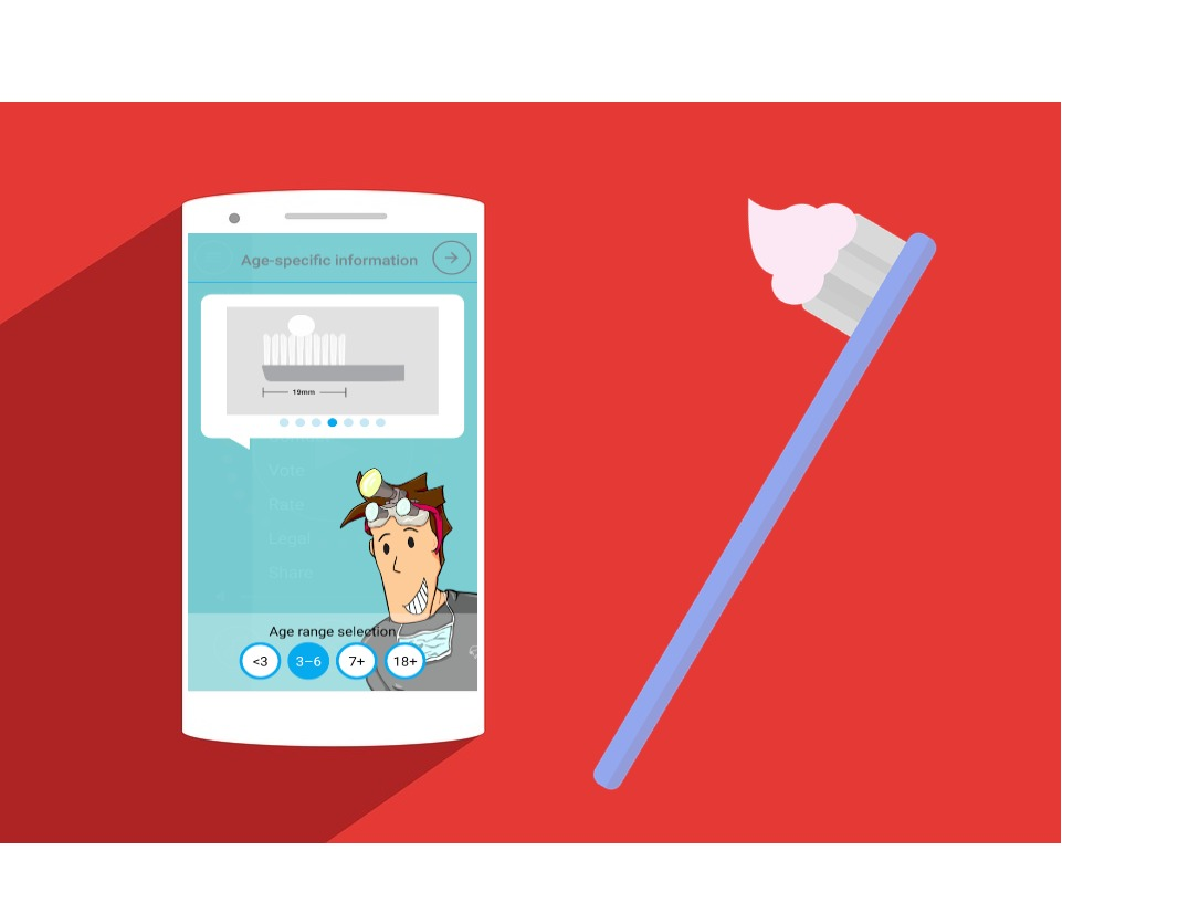 Apps to Make Your Kids Love Brushing Their Teeth!