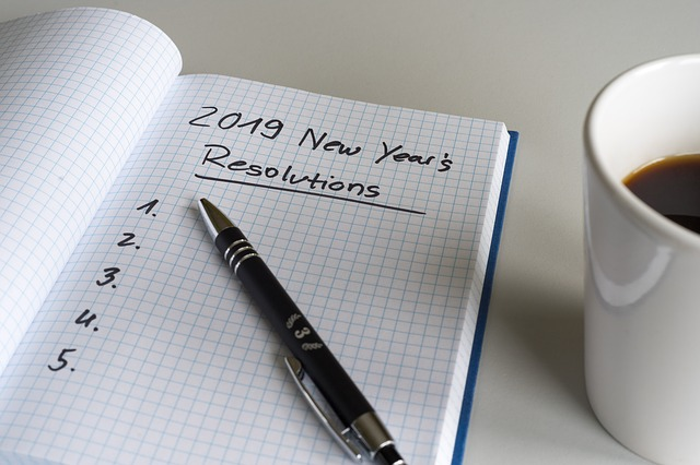 Tips To Help Kids Make New Year's Resolutions